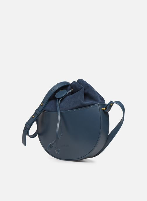 Handtassen Nat & Nin Colette Blauw model