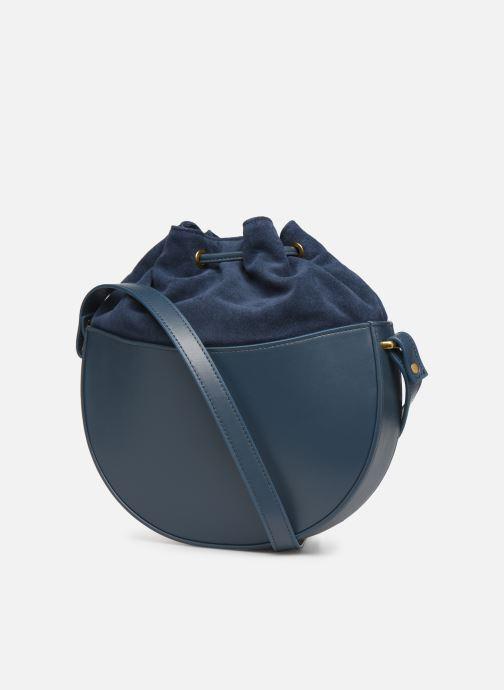 Handtassen Nat & Nin Colette Blauw rechts