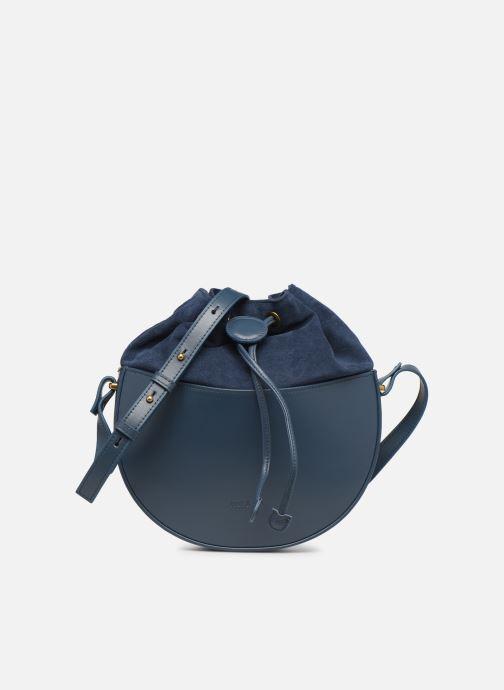 Handtassen Nat & Nin Colette Blauw detail