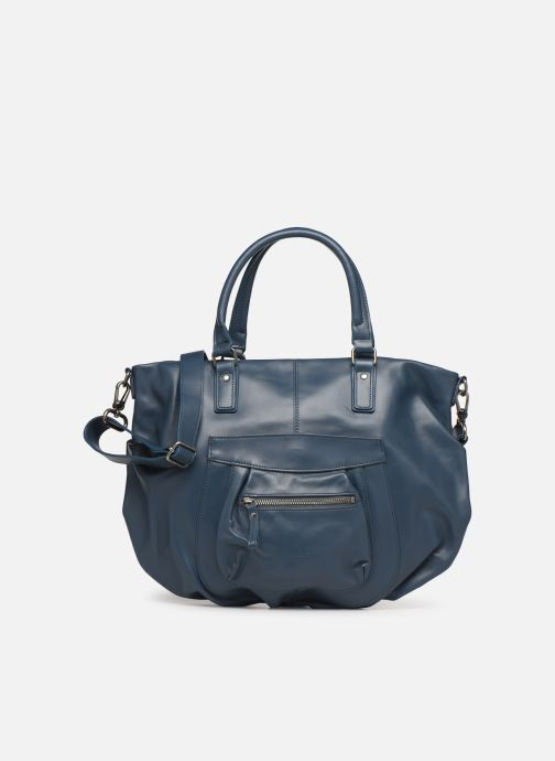 Handtassen Nat & Nin Noella Blauw detail
