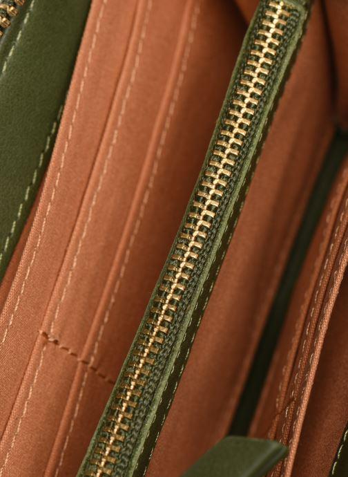 Portemonnaies & Clutches Nat & Nin Lena grün ansicht von hinten