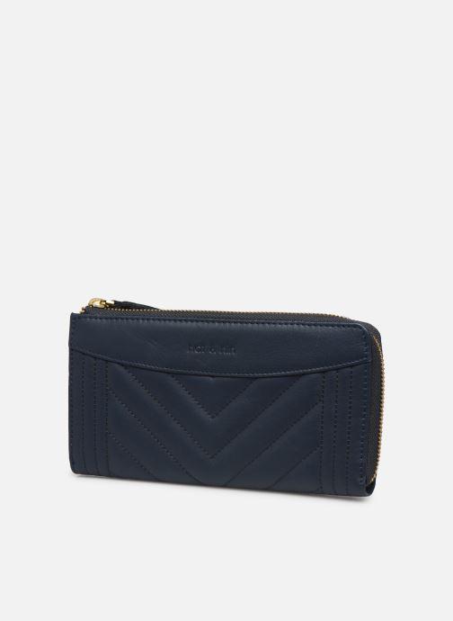 Wallets & cases Nat & Nin Lena Blue model view