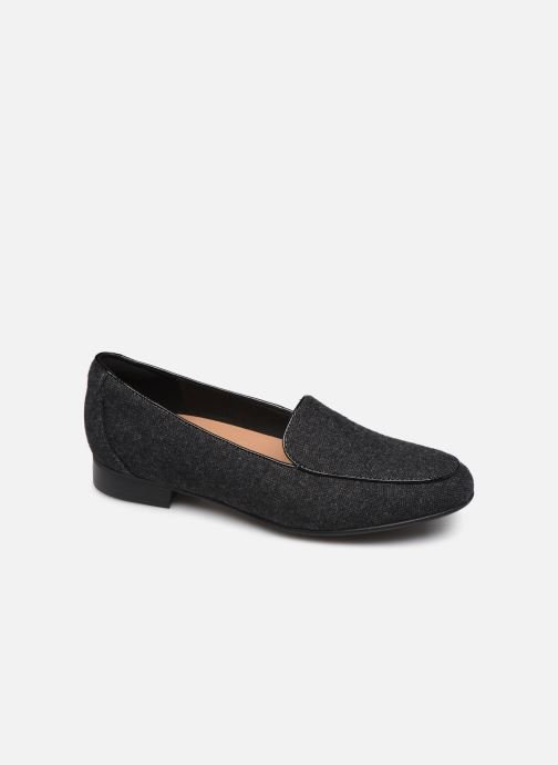 Mocassins Clarks Unstructured Un Blush Ease Gris vue détail/paire