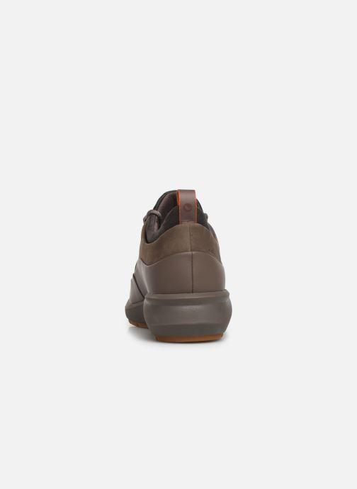 Sneakers Clarks Unstructured Un VentureLo. Marrone immagine destra
