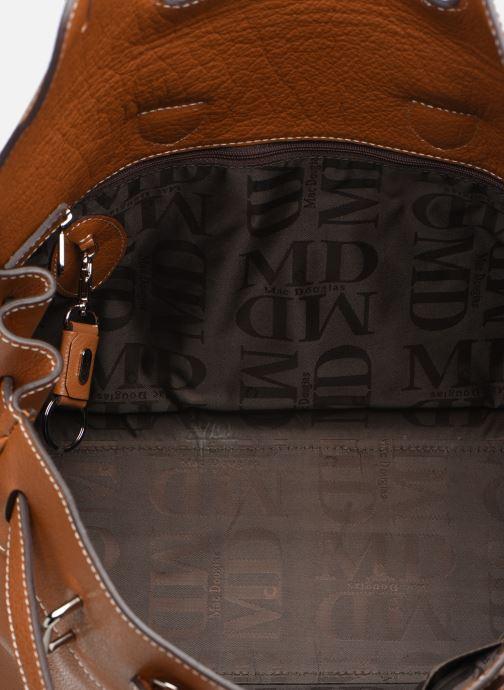Handtaschen Mac Douglas PYLA-BUNI S braun ansicht von hinten