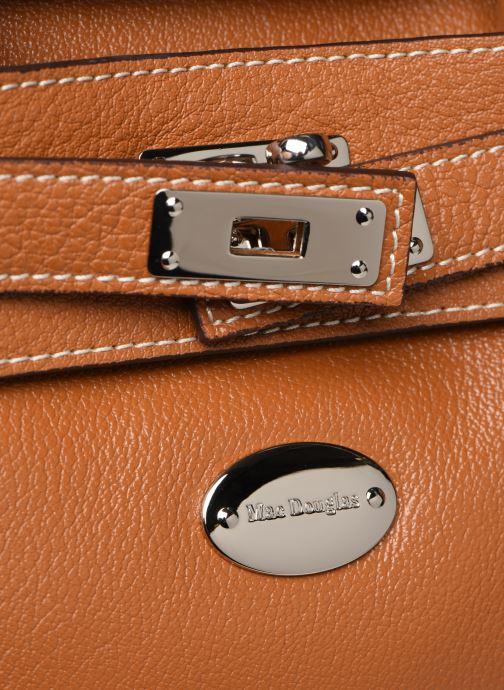 Handtaschen Mac Douglas PYLA-BUNI S braun ansicht von links