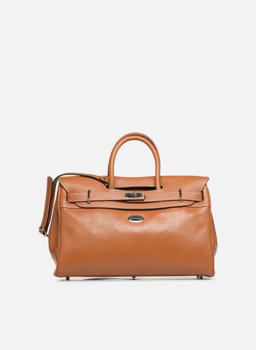 Handtaschen Mac Douglas PYLA-BUNI S braun detaillierte ansicht/modell