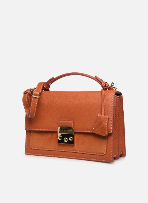 Handbags Mac Douglas JOYAU-ROMY M Orange model view