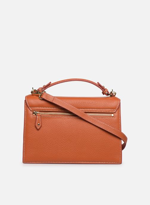 Handbags Mac Douglas JOYAU-ROMY M Orange front view