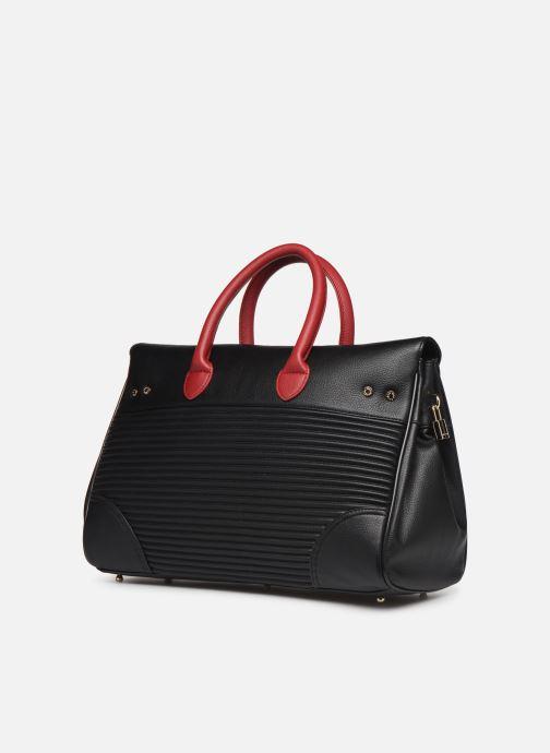 Handtaschen Mac Douglas PYLA-RYMEL S schwarz ansicht von rechts