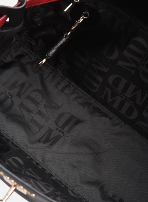 Handtaschen Mac Douglas PYLA-RYMEL S schwarz ansicht von hinten