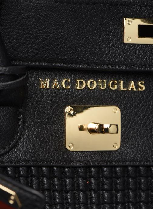 Sacs à main Mac Douglas PYLA-BRYAN XS Noir vue gauche