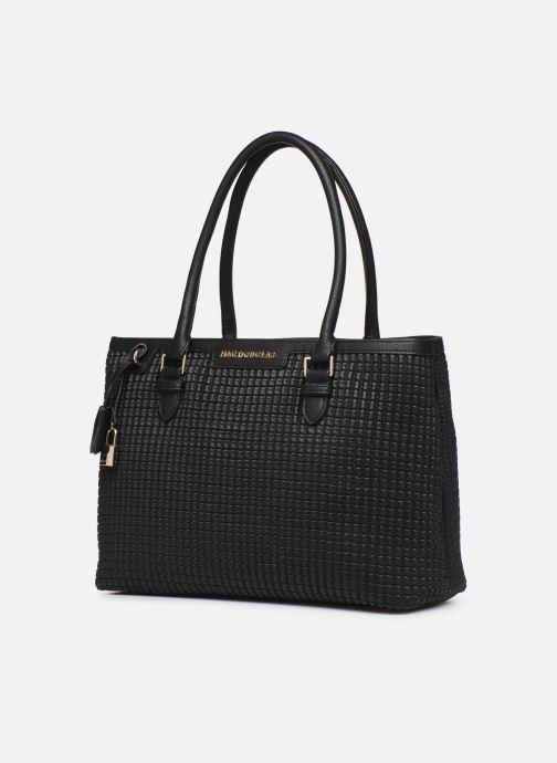 Handbags Mac Douglas LAUREN-BRYAN M Black model view