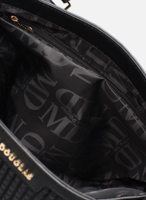 Handbags Mac Douglas LAUREN-BRYAN M Black back view