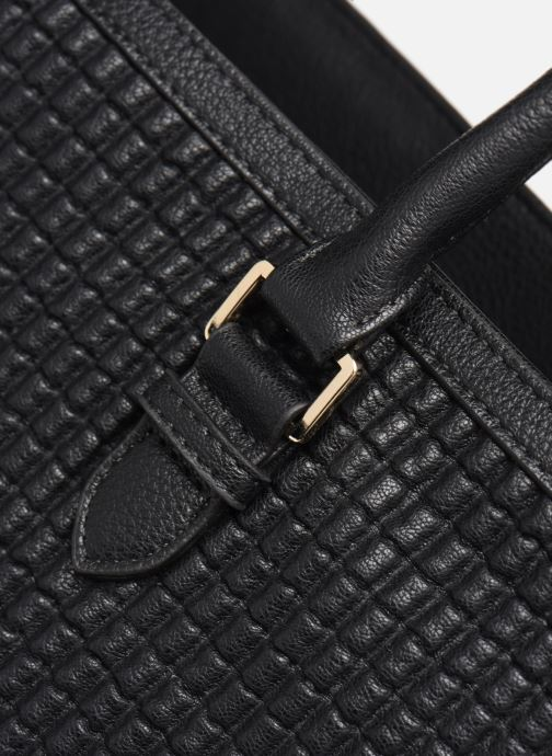 Handbags Mac Douglas LAUREN-BRYAN M Black view from the left