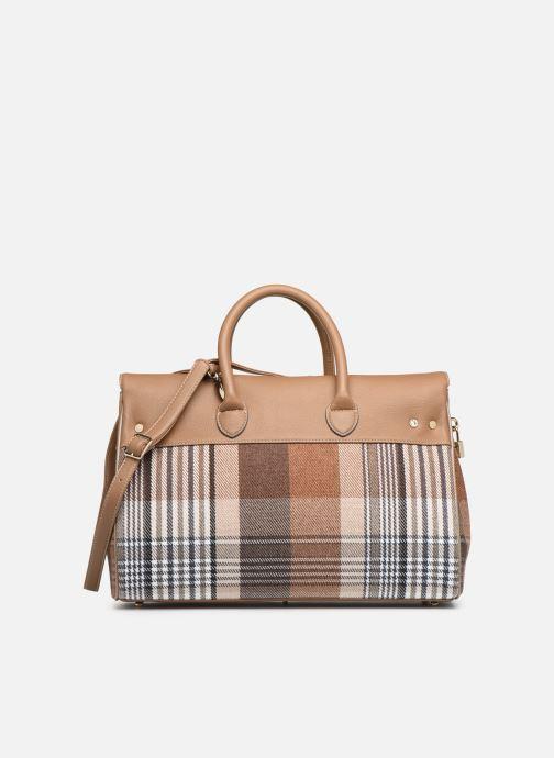 Handbags Mac Douglas PYLA-FANTASIA S Beige front view