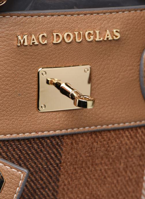 Handbags Mac Douglas PYLA-FANTASIA S Beige view from the left