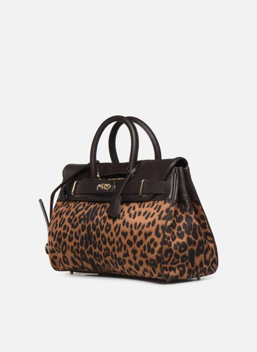 Handbags Mac Douglas PYLA-FANTASIA S Brown model view