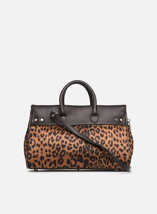 Handbags Mac Douglas PYLA-FANTASIA S Brown front view