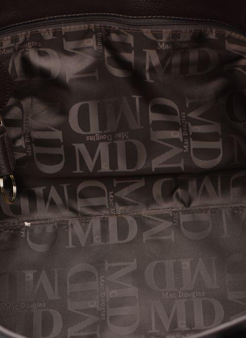 Handbags Mac Douglas PYLA-FANTASIA S Brown back view