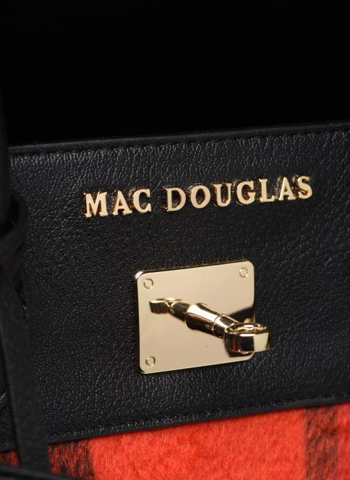 Handtaschen Mac Douglas PYLA-FANTASIA S rot ansicht von links
