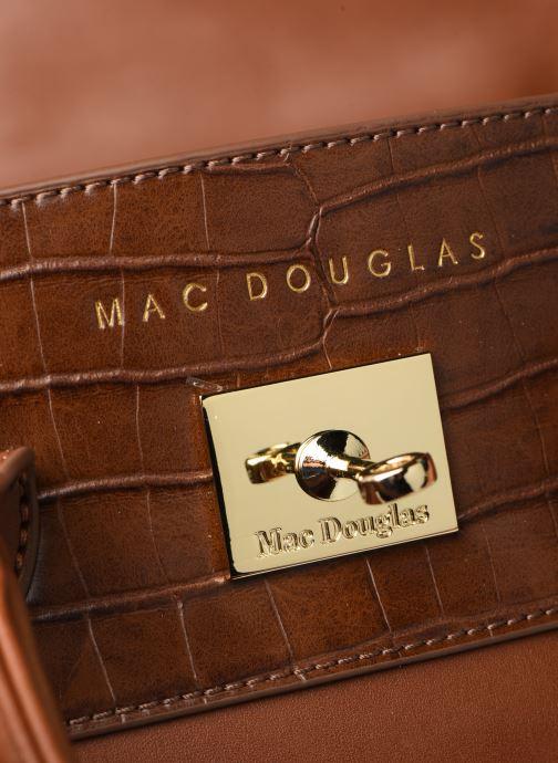 Sacs à main Mac Douglas PYLA-VEGAN S Marron vue derrière