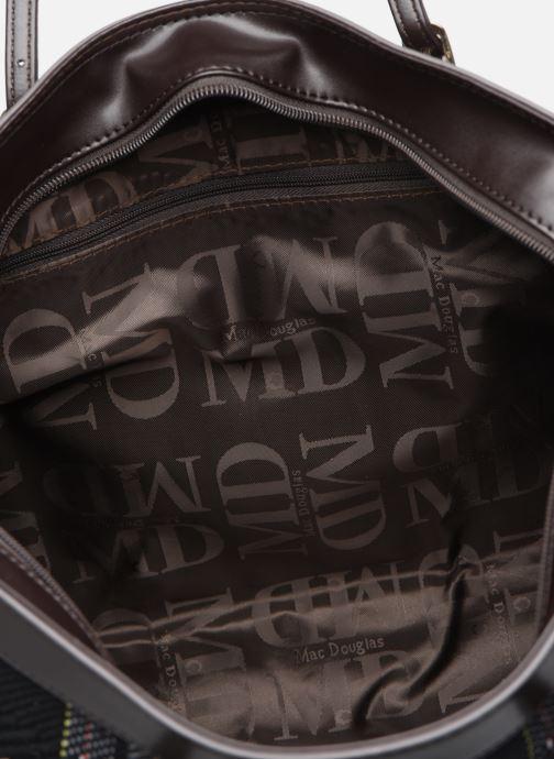 Handtassen Mac Douglas EVERTON-PALOMA W Bruin achterkant