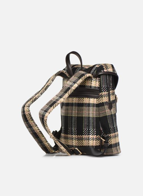Rucksacks Mac Douglas LHASSA-PALOMA M Brown view from the right