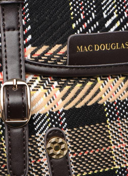 Rucksacks Mac Douglas LHASSA-PALOMA M Brown view from the left