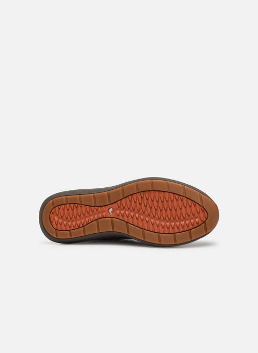 Stiefeletten & Boots Clarks Unstructured Un VentureHi. braun ansicht von oben