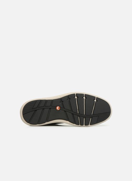 Sneakers Clarks Unstructured Un Larvik Lace Blauw boven