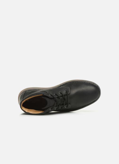 Bottines et boots Clarks Unstructured Un Larvik Top Noir vue gauche