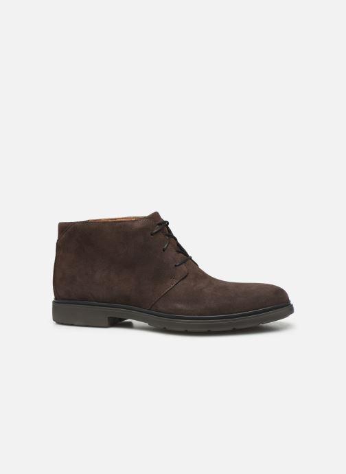 Bottines et boots Clarks Unstructured Un Tailor Mid Marron vue derrière