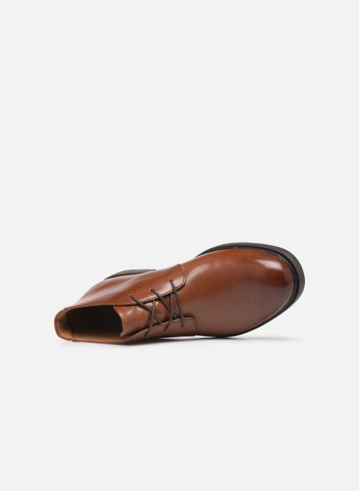 Stiefeletten & Boots Clarks Unstructured Un Tailor Mid braun ansicht von links