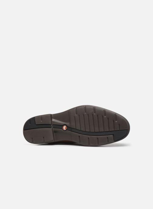 Stiefeletten & Boots Clarks Unstructured Un Tailor Mid braun ansicht von oben