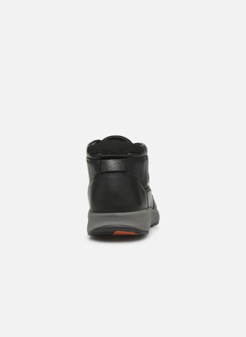 Bottines et boots Clarks Unstructured Un Trail Limit Noir vue droite