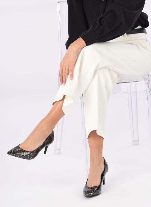 Zapatos de tacón Tamaris Angelina Negro vista de abajo