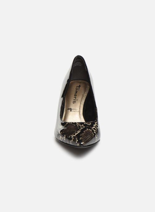 Zapatos de tacón Tamaris Angelina Negro vista del modelo