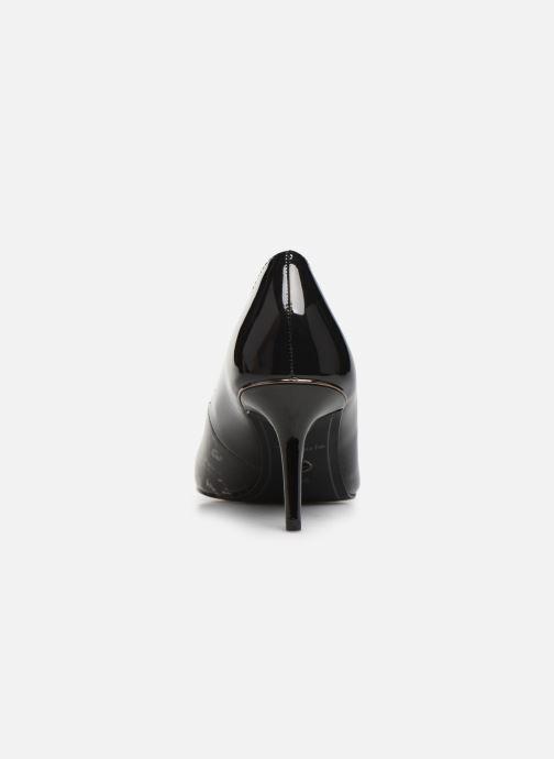 Zapatos de tacón Tamaris Angelina Negro vista lateral derecha