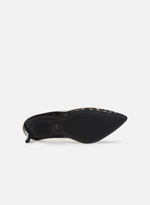 Zapatos de tacón Tamaris Angelina Negro vista de arriba