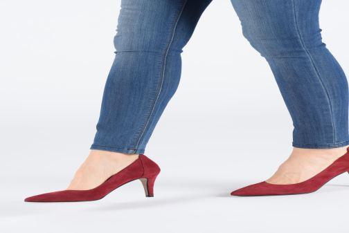 Zapatos de tacón Tamaris Catherine Negro vista de abajo