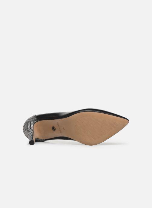 Zapatos de tacón Tamaris Catherine Negro vista de arriba