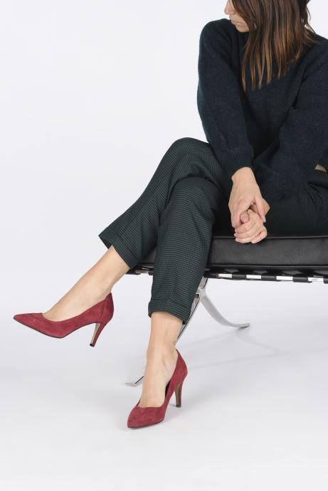 Zapatos de tacón Tamaris Catherine Vino vista de abajo
