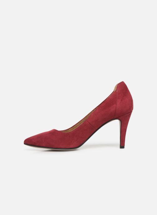 Zapatos de tacón Tamaris Catherine Vino vista de frente