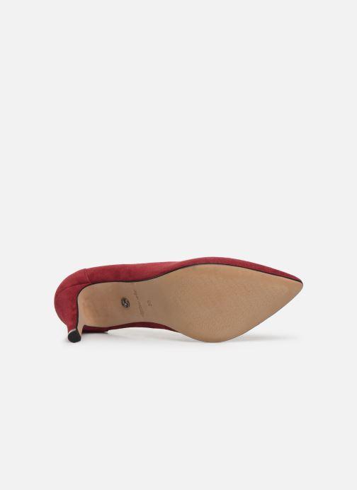 Zapatos de tacón Tamaris Catherine Vino vista de arriba