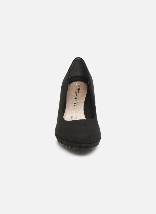Zapatos de tacón Tamaris Juliane Negro vista del modelo