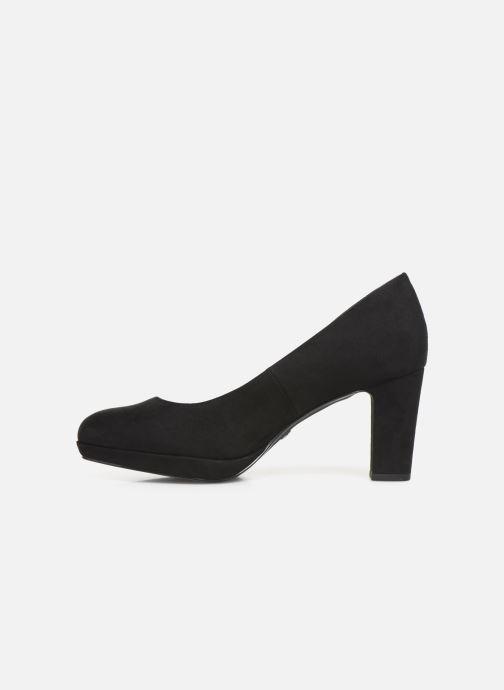 Zapatos de tacón Tamaris Juliane Negro vista de frente