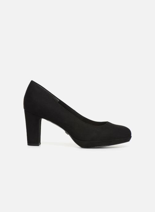 Zapatos de tacón Tamaris Juliane Negro vistra trasera