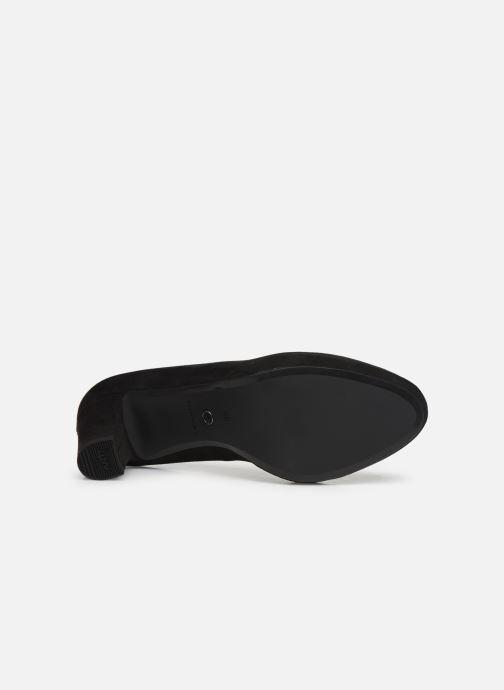 Zapatos de tacón Tamaris Juliane Negro vista de arriba
