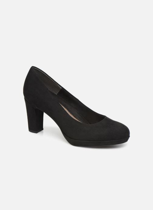 Zapatos de tacón Tamaris Juliane Negro vista de detalle / par